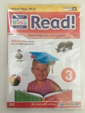 Your Baby Can Read 3-Piece Set, Volumn 3 NEW