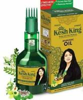 Kesh King Ayurvedic Hair Oil for Hair Loss Treatment & Makes Strong Hair 120 ml