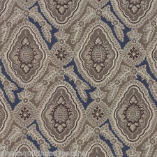 MODA Fabric ~ RUE INDIENNE ~ by French General (13684 18) Gris - by 1/2 yd