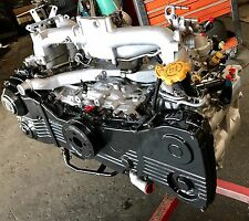 2002 forester engine