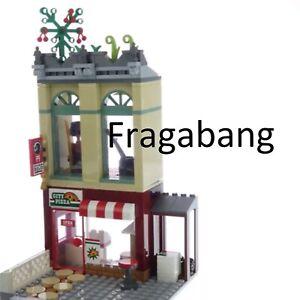 LEGO 60292 City Town Center - Pizza Store & Dojo Studio (Split  From 60292 )