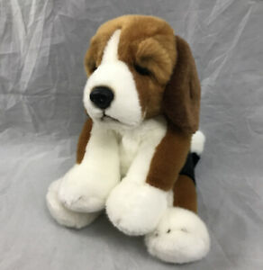 GANZ The Heritage Collection Beagle 12 inch Plush Dog Realistic H13769