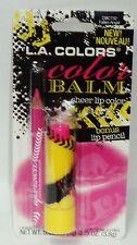 L.A.COLORS Color Balm Sheer Lip Color + Lip Pencil CBC732 FALLEN ANGLE Pink