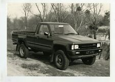1985 Toyota 2.4D 4WD Diesel Pickup Truck ORIGINAL Factory Photograph wy1858