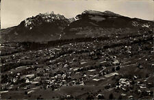 Scharnachtal ob Reichenbach Kanton Bern AK ~1940/50 Gesamtansicht Talblick