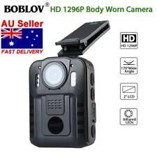 Boblov 1296P Security Body Worn Camera Video DVR Camcorder DVR Night Vision Bro