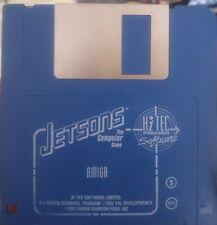The Jetsons (Commodore Amiga Diskette) (Hi-Tec Software 1992)