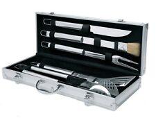 Electrolux AEG Kit Griglia Barbecue forchettone pinza coltello in acciaio inox