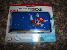 Crystal Armor Super Mario Plastic Case for Nintendo 3DS New sealed