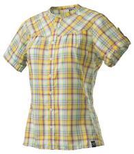 Haglöfs Kaha Q SS Shirt Women Funktions Bluse Shirt Firefly Bluebird HG1 Gr M