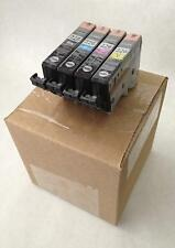 Genuine New 4-pack CANON CLI-226 B/C/M/Y Ink Cartridges