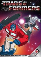 Transformers More Than Meets the Eyes: Season One [New DVD]