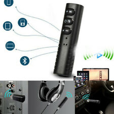 Wireless Bluetooth Transmitter Car Receiver Stereo AUX Audio Music Adapter 3.5mm