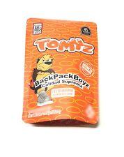 *NEW* TOMYZ BACKPACK BOYZ COOKIES BAGS 5x7inch EMPTY ZIP SEAL BAGS