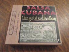 coffret 2 cd salsa cubana the gold collection