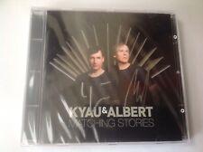 KYAU & ALBERT MATCHING STORIES 14 TRKCD MEMORY LANE/MAIN HERTZ/SIGNED IN SILVER