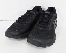 $160 Asics Womens GEL-Kayano 23 Running Sneakers, Black/Onyx/Carbon, US 8