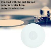 11,6-Zoll-3-mm-Acryl-Aufzeichnungspad Antistatische LP-Vinylmatten-Slipmat R5S5