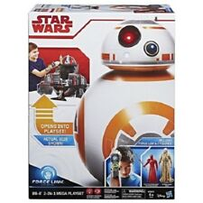 Star Wars Force Link BB-8 2-in-1 Mega Playset - Includes Force Link & 2 Figures!