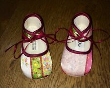 Baby Dior Baby Girls Shoes 6-12 Months Uk Size 2