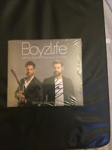 Boyzlife,with The Royal Philharmonic Orchestra,signed By Both Members,strings At