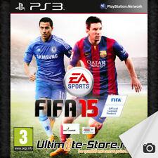 Jeu PS3 Fifa 15 2015 + Publicité - PlayStation 3 - EA Sports / EA Canada (1)