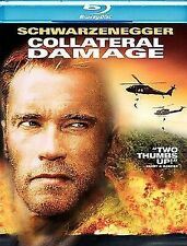 Collateral Damage (Blu-ray Disc, 2009, Canadian Blu-Ray)DOMAGE COLATERAUX