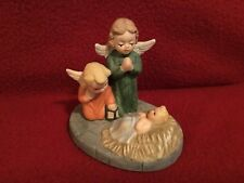 "Vintage Lefton ""Angels and Baby Jesus"" 02363"