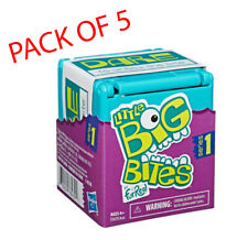 Fur Real - Little Big Bites - Hasbro Blind Boxes Series 1, Blue Box, LOT OF 5
