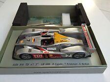 AUDI r10 TDI, Le Mans 2006, Spark, 1/18 IN SCATOLA ORIGINALE