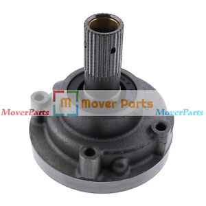 Transmission Charge Pump 119994A1 A183272 For Case Backhoe Loader 580SK 580K 590