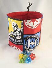 Star Wars-Azulejo de la Bolsa de Cordón Bolsa de Dados-Bolsa de destino-Tie Fighter Bolsa De Regalo