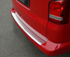 Chrome Bumper Sill Protector Trim Cover To Fit Volkswagen T5 Transporter 03-15