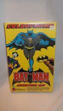 1989 Colorforms Batman Adventure Set Complete in Original Box Factory Sealed NIB