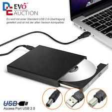 Externes DVD Combo CD & DVD Laufwerk CD Brenner USB Extern Notebook PC 2.0