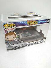 Funko Pop! Rides Back to the Future - Marty McFly / Time Machine 02 Delorean HAR