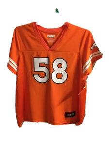NFL Denver Broncos Von Miller #58 Women's mesh sides  jersey  XL  NWT