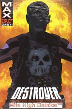 DESTROYER PREMIERE HC (2009 Series) #1 Near Mint