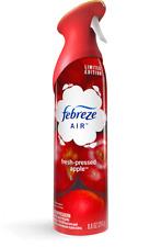 Febreze Limited Edition Fresh-pressed apple air spray