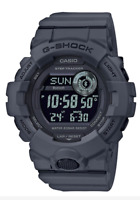 Casio Original  New G-SHOK GBD-800-UC-8 G-Squad Sport Gbd800 Gray Color