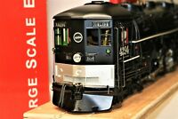 Accucraft AL97-012 SP Cab Forward AC12 #4294 LIVE STEAM - UN FIRED MUSEUM BEAUTY