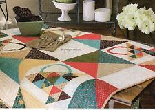 Gathering Baskets Quilt Pattern Pieced/Applique PW