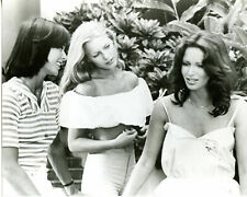 Charlie Angels Kate Jakson Cheryl Ladd Jaclyn Smith  8x10 Picture Celebrity Prin