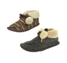 Rocket Dog Women's Snowdrop Tao Slip On Bootie Moccasin Slippers - 2 Colors