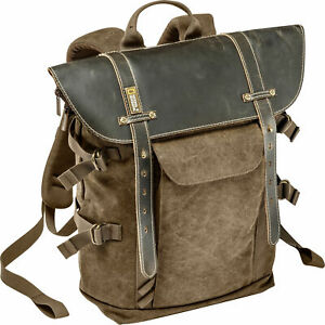 National Geographic NG A5290 Africa Camera Backpack M for DSLR/CSC (Brown). NEW!