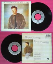 LP 45 7'' RICK ASTLEY She wants to dance with me 1988 germany RCA no cd mc dvd