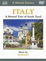 Italy: Musical Tour South Tyrol (Naxos DVD Travelogue: 2110303) [2012] [DVD]