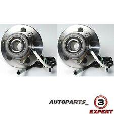 2 515010 Front Wheel Bearing and Hub Assembly for Ford F-150 1997 98 99 2000 4WD