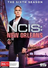 NCIS - New Orleans - Season 6 : NEW DVD