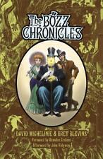 BOZZ CHRONICLES ~ DAVID MICHELINIE & BRET BLEVENS ~ ILLUS GRAPHIC NOVEL ~ NEW SC